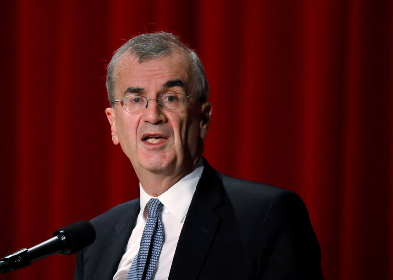 50c8f4a0c71e ECB to keep policy accommodative until inflation recovers  Villeroy ...