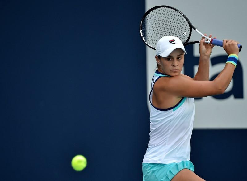 FILE PHOTO - Tennis: Miami Open