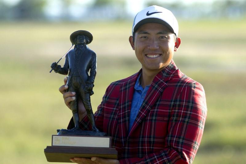 PGA: RBC Heritage - Final Round