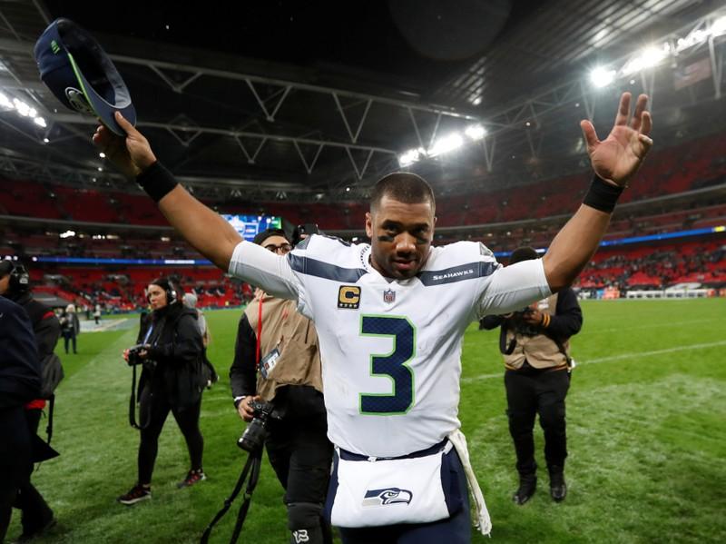 FILE PHOTO: Seattle Seahawks v Oakland Raiders - NFL International Series