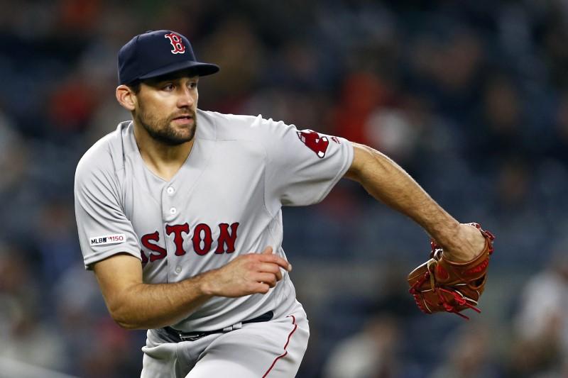 FILE PHOTO:  MLB: Boston Red Sox at New York Yankees