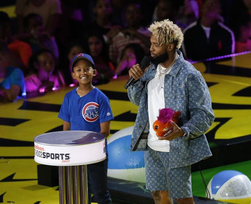 FILE PHOTO: 2017 Kids Choice Sport Awards – Show – Los Angeles