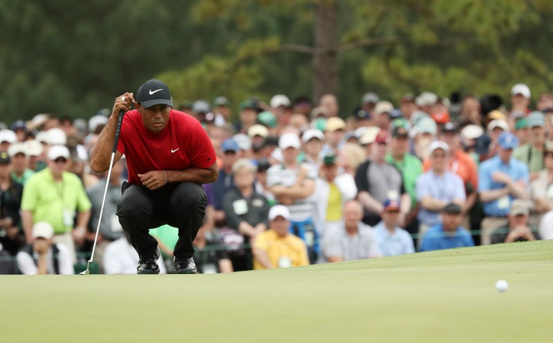 Tiger Woods to skip Wells Fargo Championship