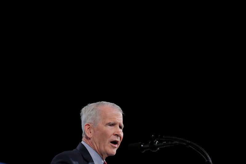 Oliver North Forced Out Amid NRA Infighting