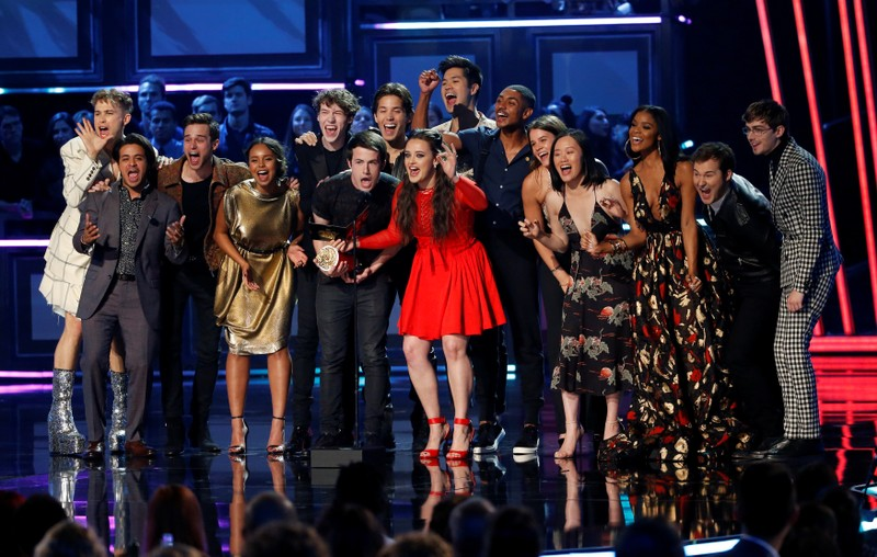 FILE PHOTO: 2017 MTV Movie Awards and the TV - show