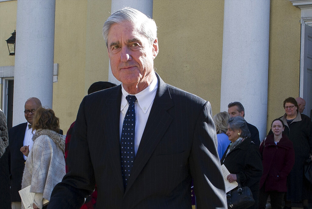 Mueller report a 'total waste of time' - but it proves no collusion