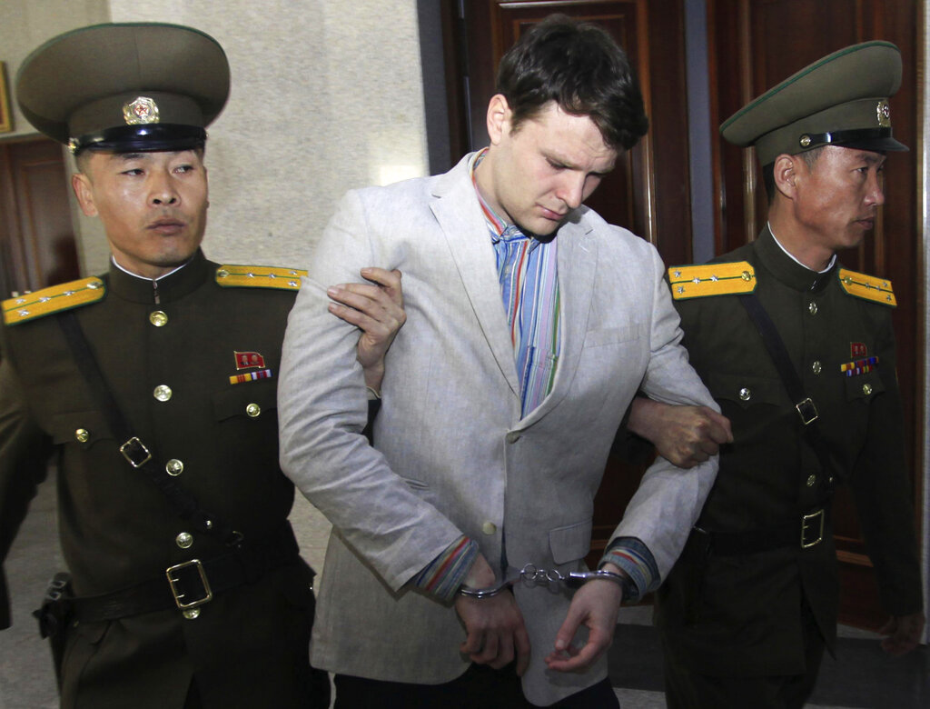 Trump OKed Agreement That US Would Pay Otto Warmbier's Hospital Bill