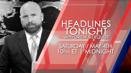 Headlines Tonight with Drew Berquist