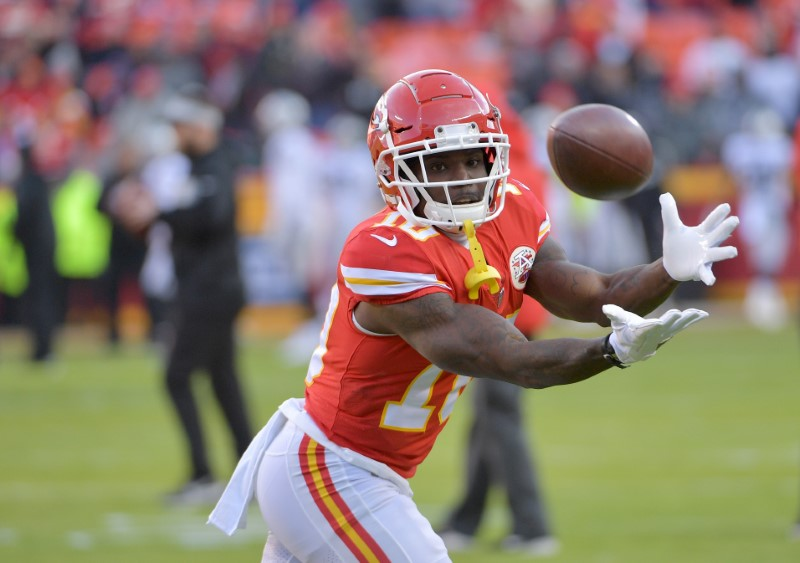 NFL: Oakland Raiders at Kansas City Chiefs