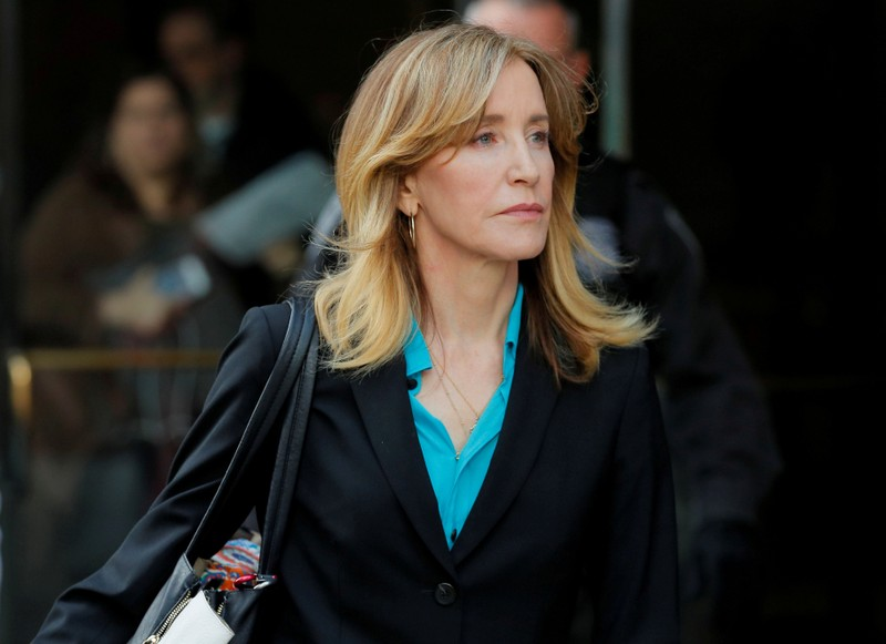 US actress pleads guilty in college admissions scandal