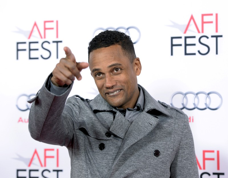 FILE PHOTO: Hill Harper pictured at the AFI Fest 2015 in Hollywood