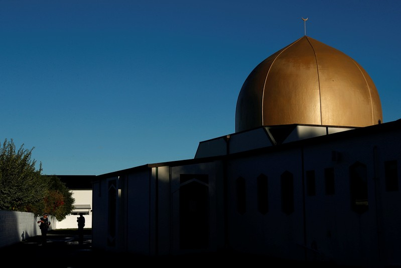 FILE PHOTO: The Wider Image: Lives forever changed by Christchurch shootings