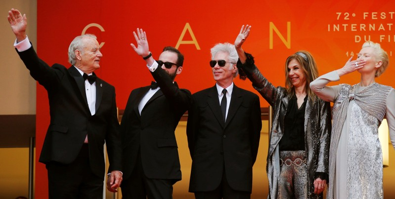 72nd Cannes Film Festival - Opening ceremony - Red Carpet Arrivals