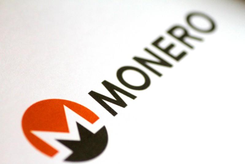 FILE PHOTO: Illustration photo of the Monero logo