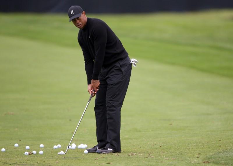 FILE PHOTO: PGA: PGA Championship - Practice Round