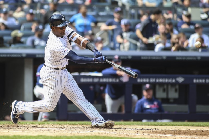 FILE PHOTO: MLB: Minnesota Twins at New York Yankees