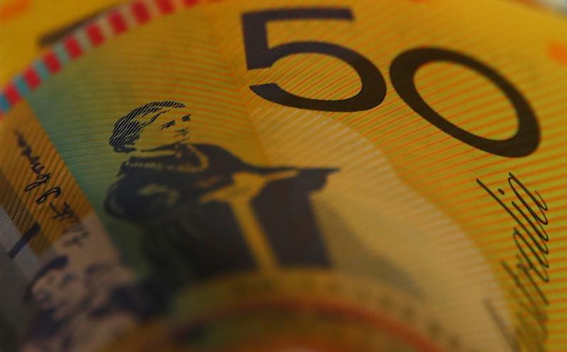 Illustration photo of Australian dollars