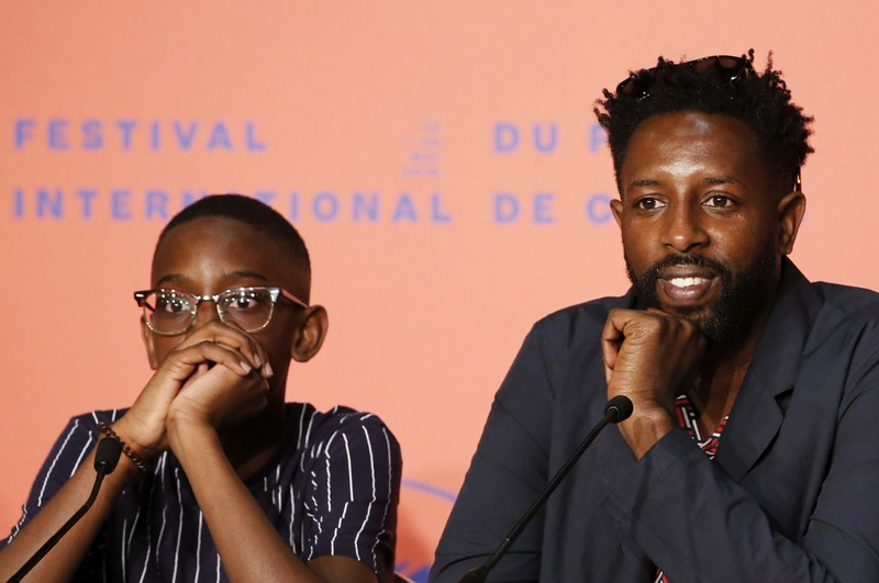 72nd Cannes Film Festival - News conference for the film