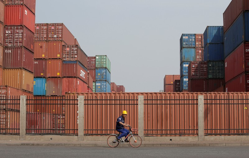 China's tough rhetoric leaves trade talks with U.S. in limbo