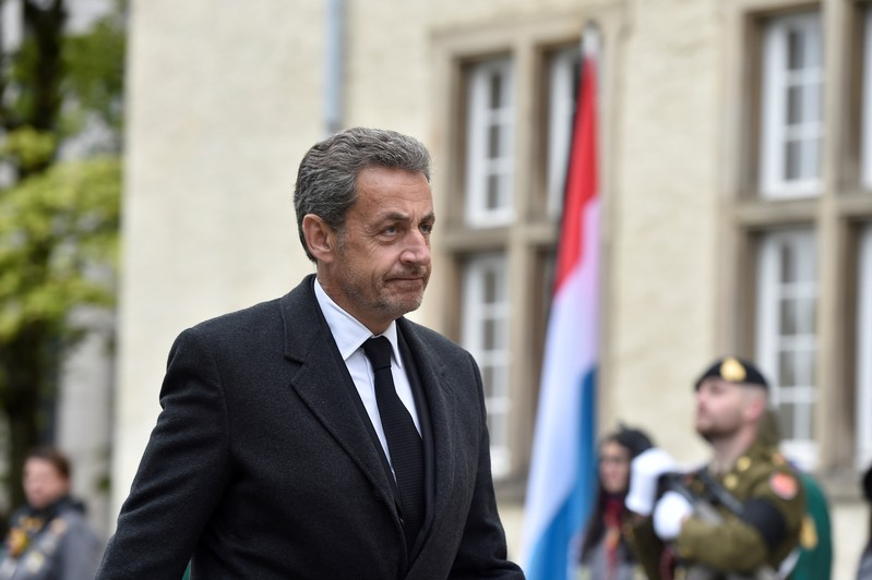 FILE PHOTO: Funeral of Luxembourg's Grand Duke Jean in Luxembourg