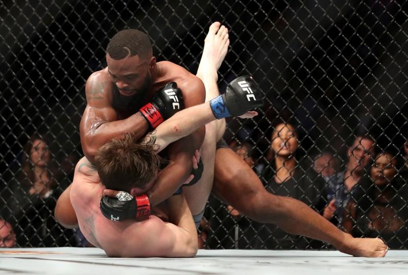 MMA: UFC 228=Woodley vs Till