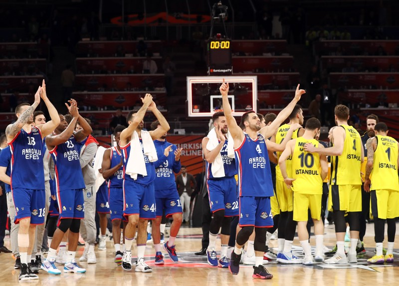 EuroLeague Final Four Semi Final A - Fenerbahce Beko Istanbul vs Anadolu Efes Istanbul