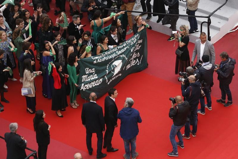 72nd Cannes Film Festival - Screening ofthe documentary film