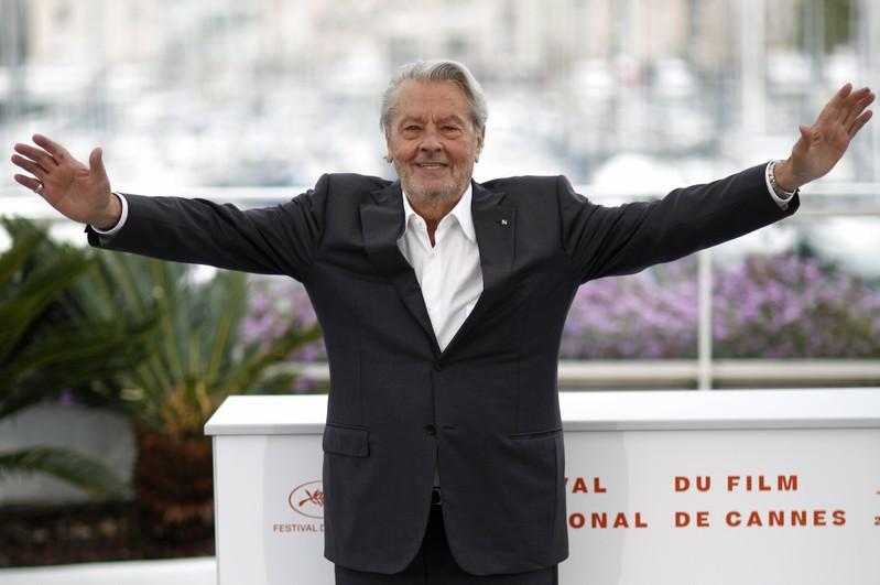 72nd Cannes Film Festival - Alain Delon Photocall