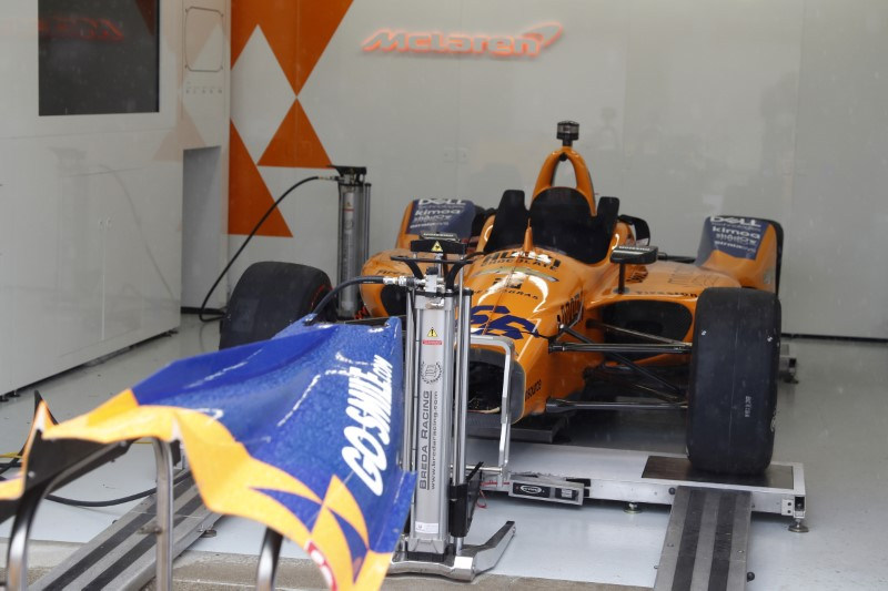 IndyCar: 103rd Running of the Indianapolis 500-Qualifying