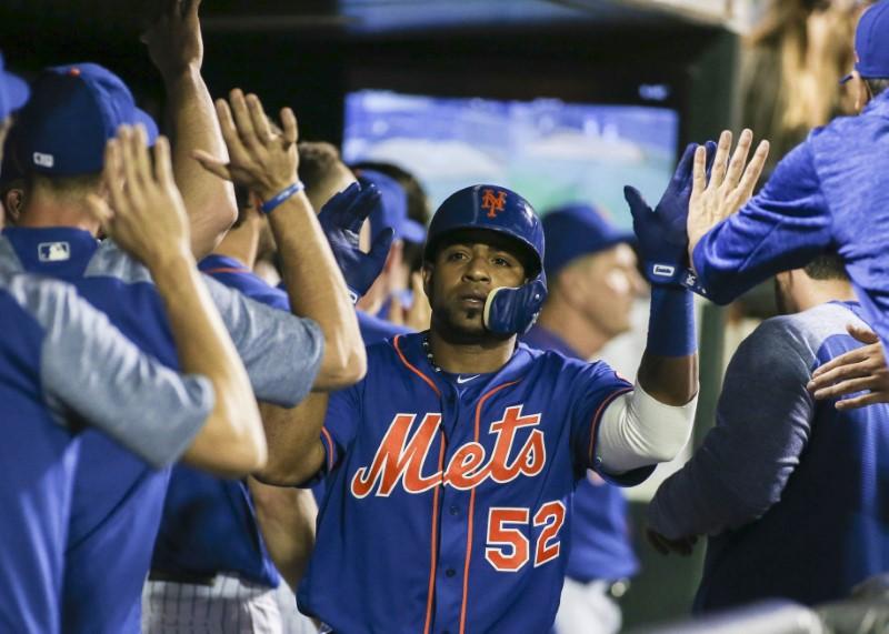 FILE PHOTO: MLB: Colorado Rockies at New York Mets