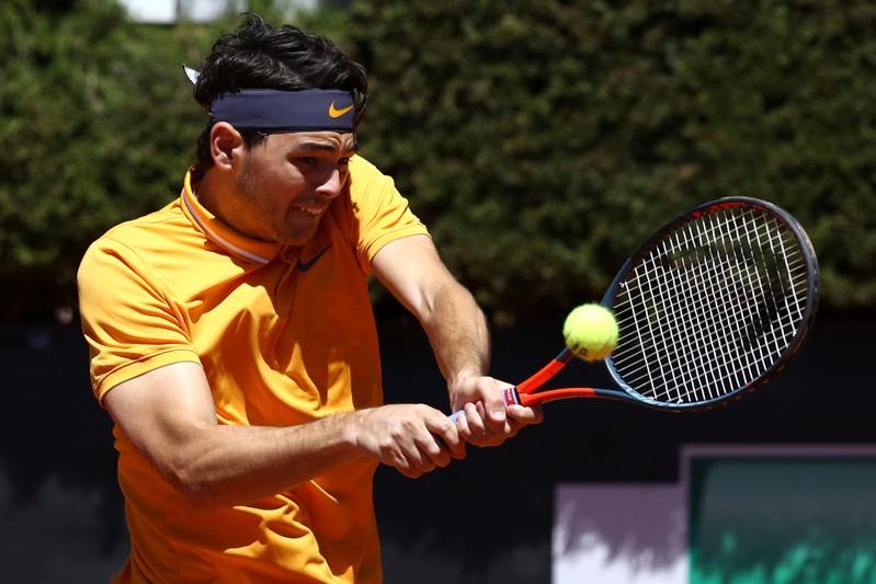 FILE PHOTO: ATP 1000 - Italian Open