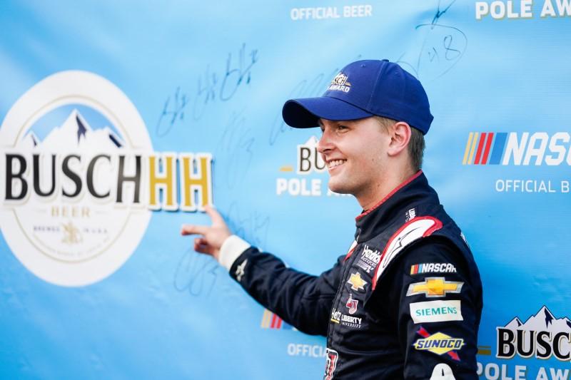NASCAR: Coca-Cola 600-Qualifying