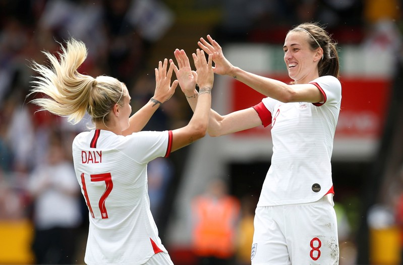 Women's International Friendly - England v Denmark