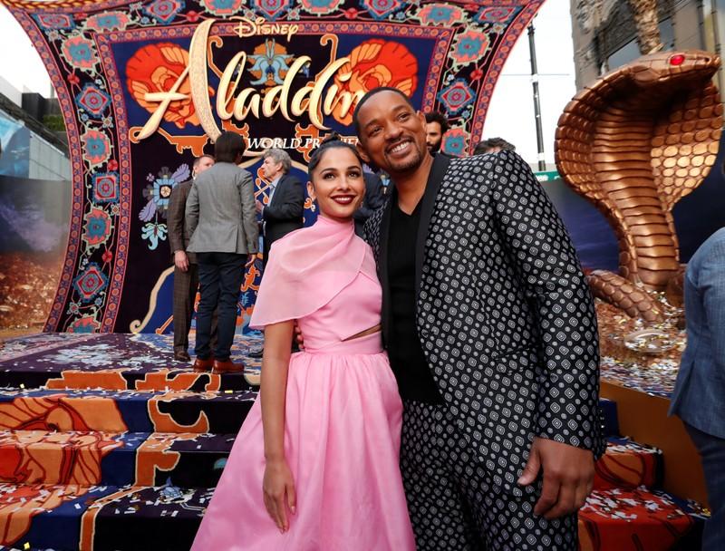 Premiere of Disney's Aladdin in Los Angeles