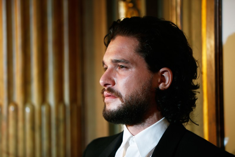 FILE PHOTO - Actor Kit Harington arrives for the world premiere of The Death and Life of John F. Donovan at the Toronto International Film Festival (TIFF) in Toronto