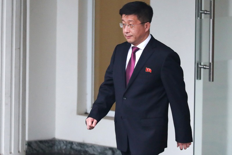 North Korea executed its top nuclear negotiators, report says