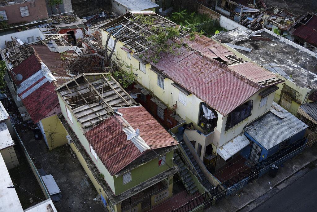 House Democrats Revive Probe on Hurricane Response in Puerto Rico