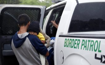 Border Patrol apprehends 7K migrants in South Texas