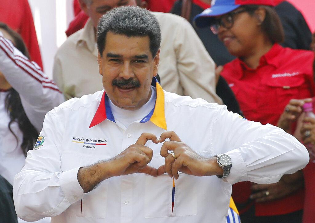 Venezuela opposition's envoy to U.S. meets Pentagon, State Department officials