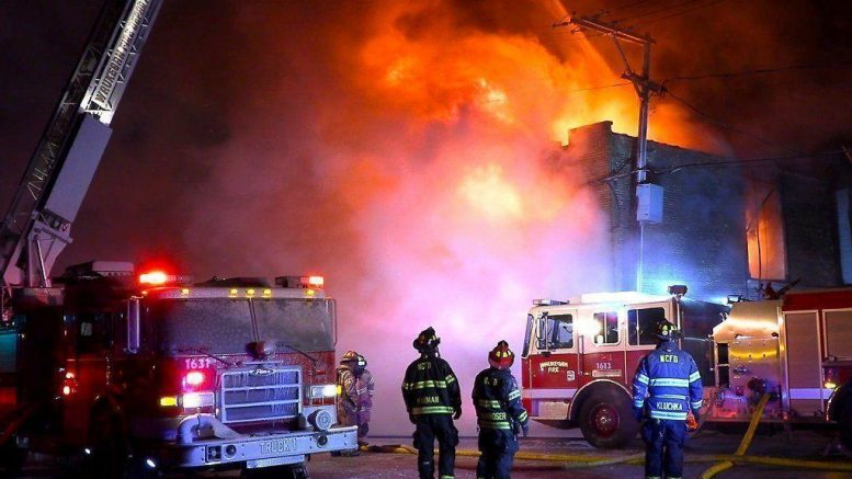 1 dead, 2 missing as 'ground-shaking' explosion levels IL  silicone plant