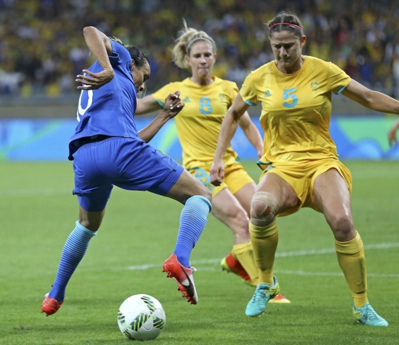 Football - Women's Tournament Quarterfinal