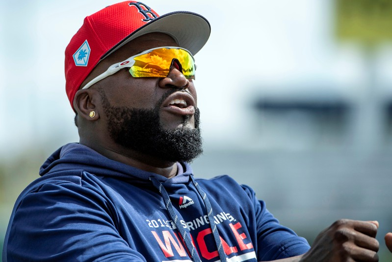 FILE PHOTO: MLB: Spring Training-Minnesota Twins at Boston Red Sox