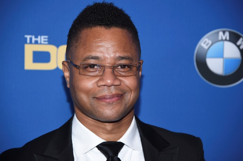 Cuba Gooding Jr. Plans To Surrender To NYPD Following Groping Allegations