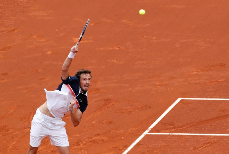 FILE PHOTO - ATP 500 - Barcelona Open