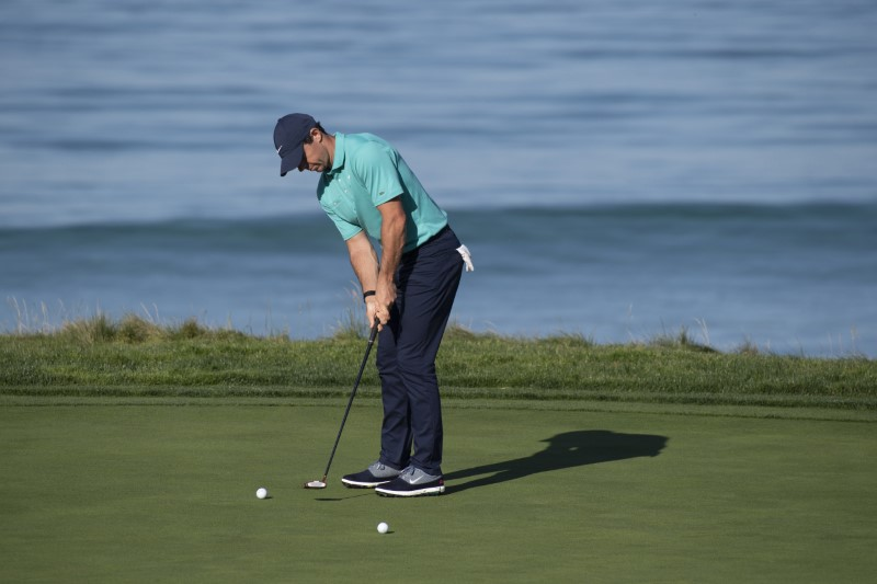 FILE PHOTO: PGA: U.S. Open - Practice Round
