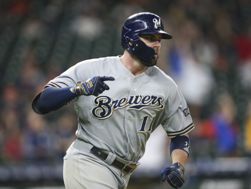MLB: Milwaukee Brewers at Houston Astros