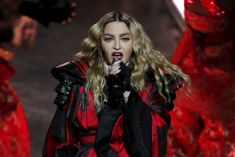 Madonna talks about gun control, LGBTQ rights in new album Madam X