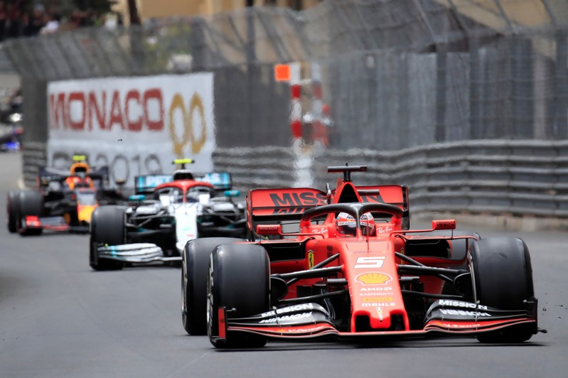 FILE PHOTO: Monaco Grand Prix