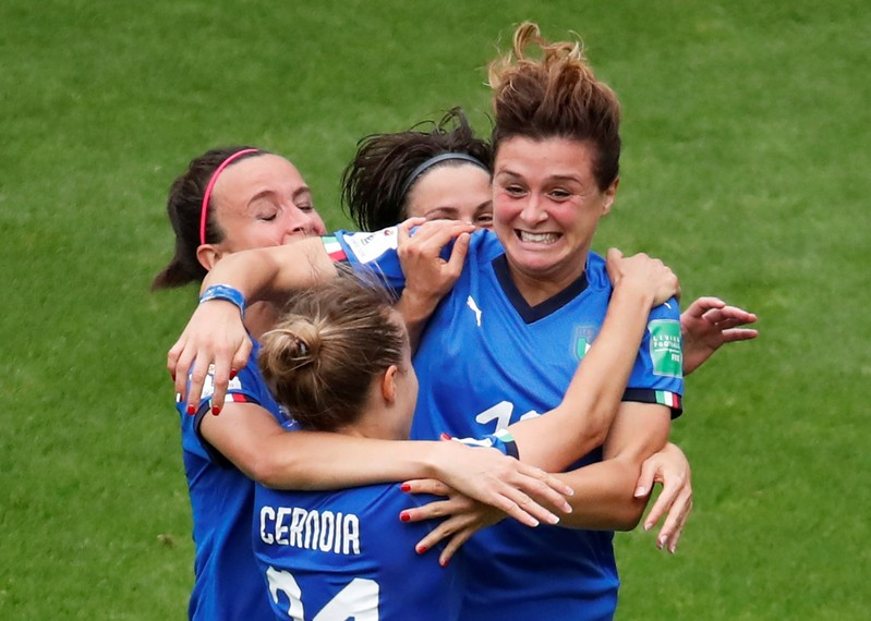 Women's World Cup - Group C - Jamaica v Italy