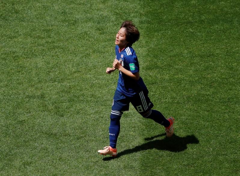 Women's World Cup - Group D - Japan v Scotland